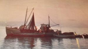 ספינות דייג שסייעו בחילוץ