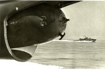 טרפדת ט-207 תחת טורפדו
