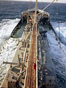 המיכלית סירניה במפרץ סואץ 1973