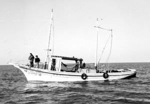 ספינת דיג שתפסה מחוץ לגזרתה