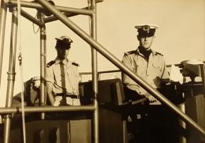 רמי רפאלי ומיכה לימור  בגשר ט 208