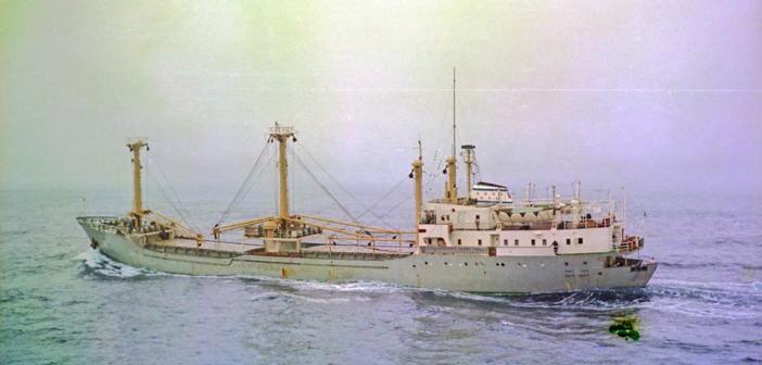 האונייה לא מחברת צים, תדלוק ראשון לפני גיברלטר
