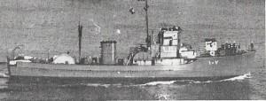 שולת המוקשים שהפגיזה את קיסריה וקיבלה בצי המצרי את שמה בהתאם.