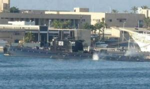 צוללות מצריות דגם Romeo תוצרת ברית המועצות בצי המצרי