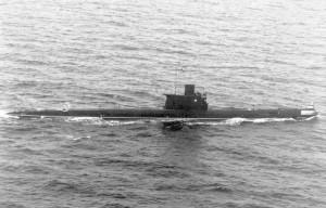 הצוללת המצרית 24 מדגם R