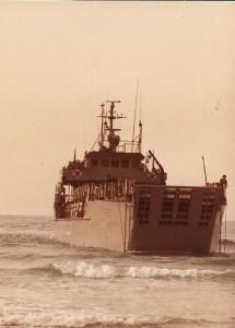 """אח""""י אשדוד פ-61 בשארם א-שייח  1978"""