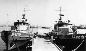 ספינות חדשות למשטרת החופים מח ירדן ומח ירקון