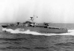 טרפדת ט-207 נושאית קיאקים