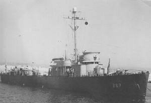 """אח""""י נוגה ק-26 שירתה זמן קצר והוחלפה בק-22"""