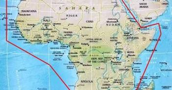 מסלול הפלגת מוניטין פברואר מרץ 1974.
