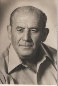 יוסף אלמוגי ראש ועד הפועל בחיפה
