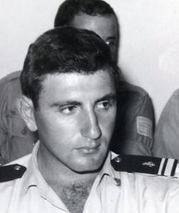 סגן רענן שפירא 'זולו' ממשיך את הפיקוד על היחידה בים המלח