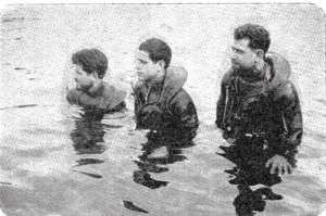 האחים הצוללים שאול אפרים ורן סלע