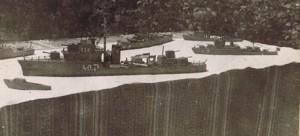 דגמי אוניות חיל הים  שנעשו על ידי סמושי