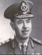 """גנרל מוחמד פאוזי רמטכ""""ל צבא מצרים בתקופת מלחמת ההתשה ושר המלחמה בתקופת מלחמת יום הכיפורים"""