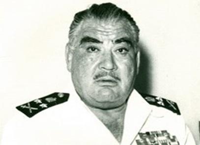 אדמירל סולימאן עיזאת מפקד חיל הים המצרי במלחמת ששת הימים