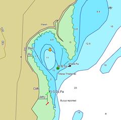 מפרץ מרסא תלמאת בתקופה מאוחרת יותר