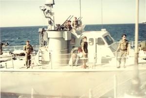 סגן בוגץ' לפני דבור 873 במעגן שארם א-שייח'