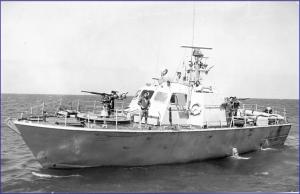 ספינת הדבור בים האדום גיבורת הקרב