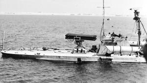 טרפדת כ-123 מצרית פגועה בתהליך טביעה
