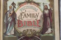 """ספר התנ""""ך נשוא הסיפור"""