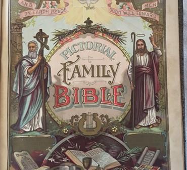 """סיפורו של תנ""""ך מאת רב חובל אברהם אריאל"""