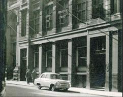 משרדי בנק אנגלו-פורטוגז בלונדון