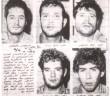 חמשה מתוך ששת צוללי שייטת 13  באל אהרם 9 ביוני 1967