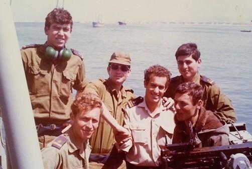 """שמעון שני – זכרונות קצין המכונה באח""""י סופה סער 3"""
