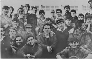 """צוות מפליגים באח""""י סופה עם המפל""""ג משה טבק"""