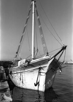הספינה שהעביאה את סירות הגומי והמחבלים לפיגוע במלון סבוי