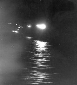 טיל סטיקס שנורה על כוחותינו באותו לילה.