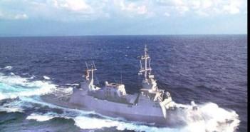 קורבטת טילים סער 5 של חיל הים הישראלי