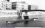 הצוללת הצרפתית 'מינרב' שטבעה בעת שינור במפרץ ליון