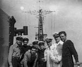 מחלקת חשמל במשחתת יפו – אלי לוי