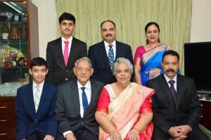 Pinto Family in Goa