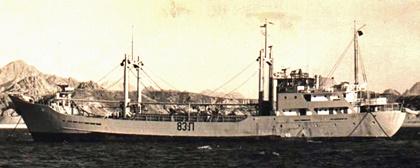 """פיקוד על אח""""י בת ים (ת-83) – תא""""ל דימ' אלי לוי"""