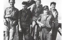 מראשוני השייטת 1949