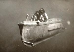 ח-76 חזיר - כלי שיט תת מימי דומה לאלה שהוטבעו בפעולת פורט סעיד 1967