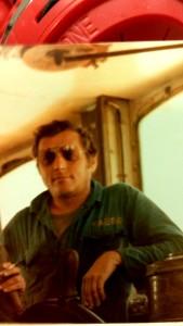 """ליאון קרימסקי בגשר הסד""""ג אופיר"""