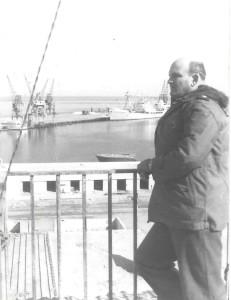 """סא""""ל אמנון בן ציון בנמל עדביה 24 אוקובר 1973"""