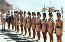 בנות ראס סודר במסדר החלפת הפיקוד שבוע לפני המלחמה - קוקו קליק © כל הזכויות שמורות