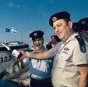 אלוף מיכה רם 1991