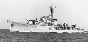"""אח""""י יפו ק-42 בעמדות כבוד 1967"""