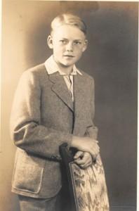 יורגן קלאוז בגרמניה לפני עלייתו לארץ ישראל, 1936