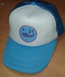 כובע הטרפדות שהוזמן על ידי עמותת חיל הים ונרכש על ידי משתתפי הכנס