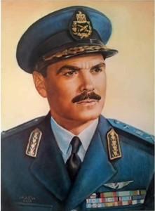פריק (מקביל לרב אלוף) מדכור אבו אל-עז, מפקד חיל האוויר המצרי לאחר מלחמת ששת הימים (יוני- נובמבר 1967).