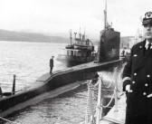 """אסון אח""""י לויתן בים האירי – מוטי דיסקין"""