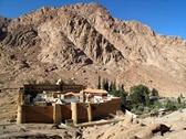 מנזר סנטה קתרינה והר משה