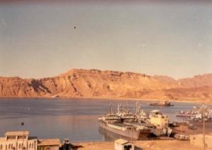 מעגן בסיס שלמה 1979